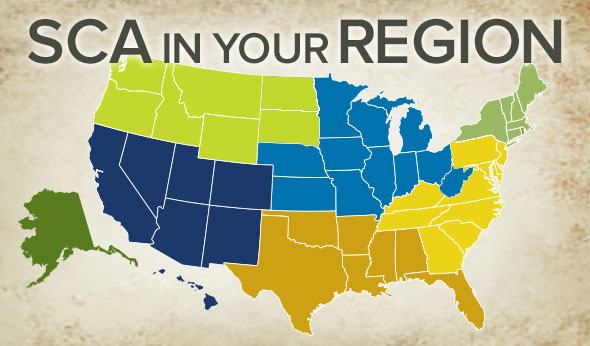 SCA in Your Region