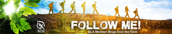 Follow Me: SCA member blogs from the field