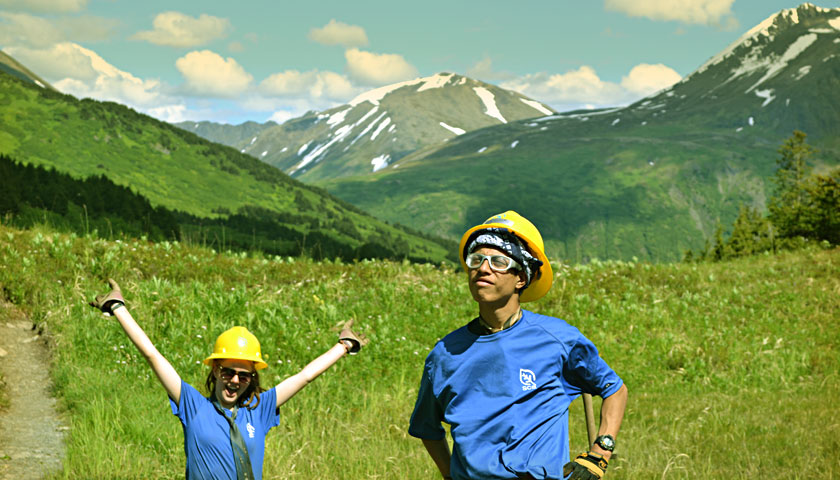 Celebrating the vast outdoors with SCA's Alaska Regional Crew