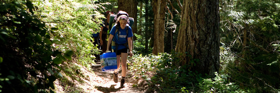 June 6 is National Trails Day - Join SCA for a day of trail building and maintenance so we cna continue to enjoy our most treasured outdoor spaces.