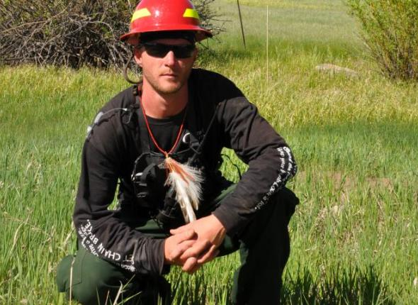 Crew Leader Josh Avery SCA VFC 2 Colorado 2013