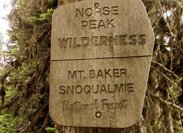 The Norse Peak Wilderness