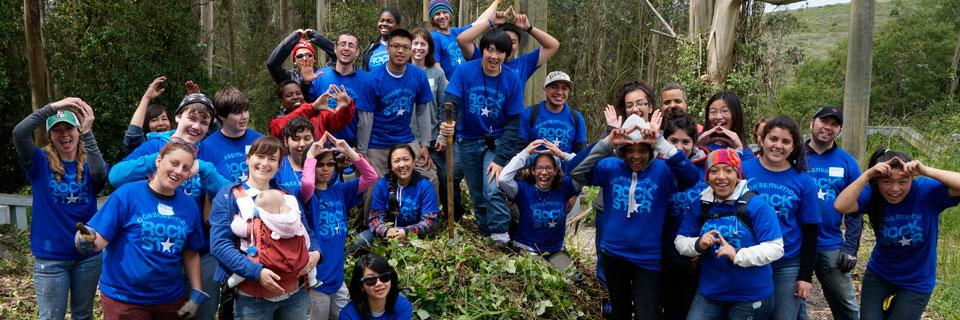 Do you know anything about the Student Conservation Association? (SCA)?