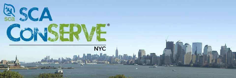 ConServeNYC is Student Conservation Association Volunteers building resiliency throughout New York City's public lands
