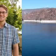 SCA's Centennial Volunteer Ambassador for Lake Mead, Chris Mirque