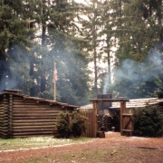 Fort Clatsop at Lewis & Clarak National Historic Park