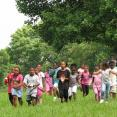 School Children visiting Valley Forge National Park. Photo credit: Valley Forge National Park
