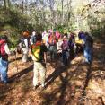 We got to enjoy the final Apalachee Ambles hike of the season