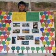 Service Learning Project display