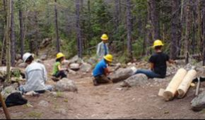 Shell Colorado Trail Crew