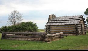 Valley Forge NPS, site of training for SCA's Centennial Volunteer Ambassadors